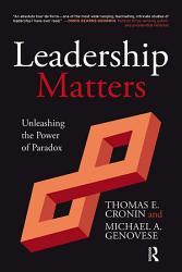 Leadership Matters Book PDF