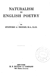 Naturalism in English poetry