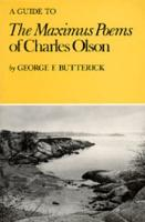 A Guide to the Maximus Poems of Charles Olson PDF