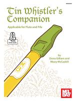 Tin Whistler's Companion