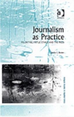 Journalism as Practice PDF