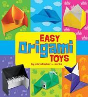 Easy Origami Toys PDF