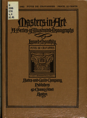 Masters in Art: A Series of Illustrated Monographs, Volume 4, Part 46