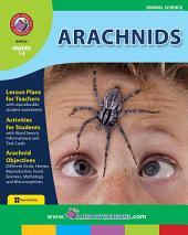 Arachnids Gr. 1-2