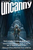 Uncanny Magazine Issue 8 PDF