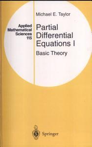 Partial Differential Equations I PDF