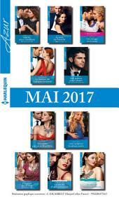10 romans Azur + 1 gratuit (no3825 à 3834 - Mai 2017)