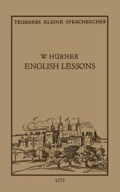 English Lessons: Einfacher Lehrgang der Englischen Sprache für späte Anfänger, Ausgabe 4