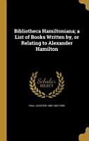 BIBLIOTHECA HAMILTONIANA A LIS PDF