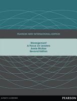 Management  Pearson New International Edition PDF