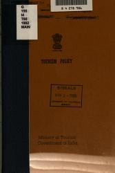 Tourism Policy PDF