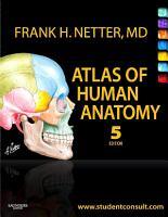 Atlas of Human Anatomy E Book PDF