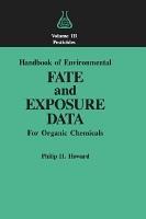 Handbook of Environmental Fate and Exposure Data PDF