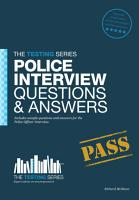 Police Officer Interview Questions   Answers PDF
