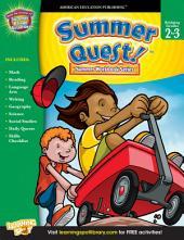 Summer QuestTM, Grades 2 - 3