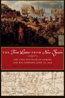 The First Letter from New Spain PDF