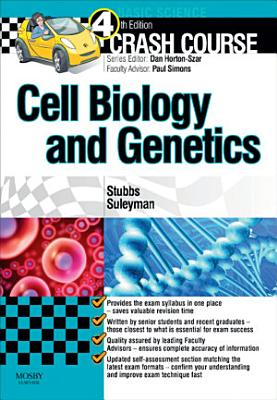 Crash Course Cell Biology and Genetics Updated Edition   E Book