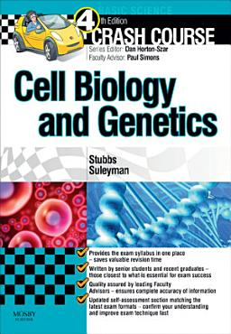 Crash Course Cell Biology and Genetics Updated Edition   E Book PDF