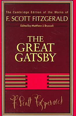 F  Scott Fitzgerald  The Great Gatsby PDF