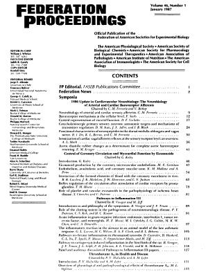 Federation Proceedings PDF