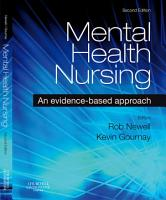 Mental Health Nursing E Book PDF