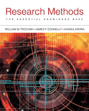 Research Methods The Essential Knowledge Base