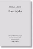 Feasts In John