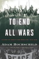 To End All Wars PDF