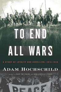 To End All Wars Book