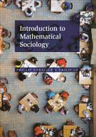 Introduction to Mathematical Sociology PDF