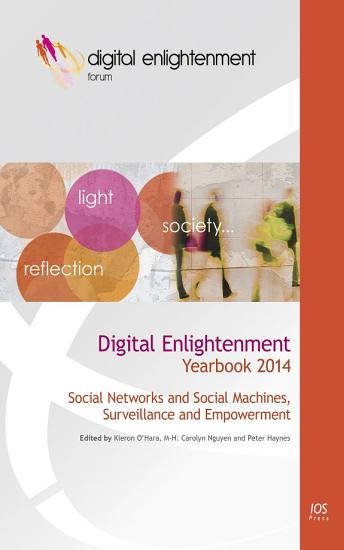 Digital Enlightenment Yearbook 2014 PDF