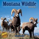 2018 Montana Wildlife Wall Calendar