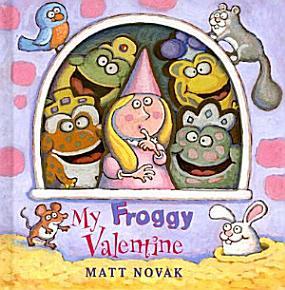 My Froggy Valentine PDF