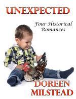 Unexpected: Four Historical Romances
