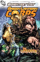 Green Lantern Corps (2006-) #53
