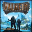 Valheim Calendar2021