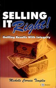 Selling It Right PDF