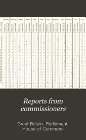 Reports from Commissioners: Volume 23