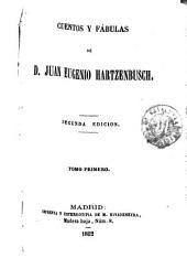Cuentos y fábulas de D. Juan Eugenio Hartzenbusch