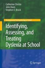 Identifying  Assessing  and Treating Dyslexia at School PDF