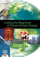 Limiting the Magnitude of Future Climate Change PDF