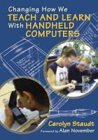 Changing How We Teach and Learn With Handheld Computers PDF
