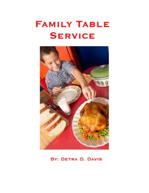 Family Table Service