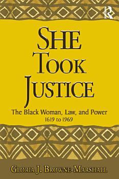 She Took Justice PDF