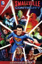 Smallville: Continuity (2014-) #11