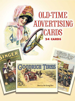 Old Time Advertising Cards