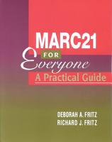 MARC 21 for Everyone PDF