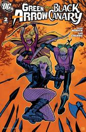 Green Arrow and Black Canary (2007-) #2