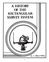 A History of the Rectangular Survey System PDF