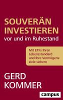 Souver  n investieren vor und im Ruhestand PDF